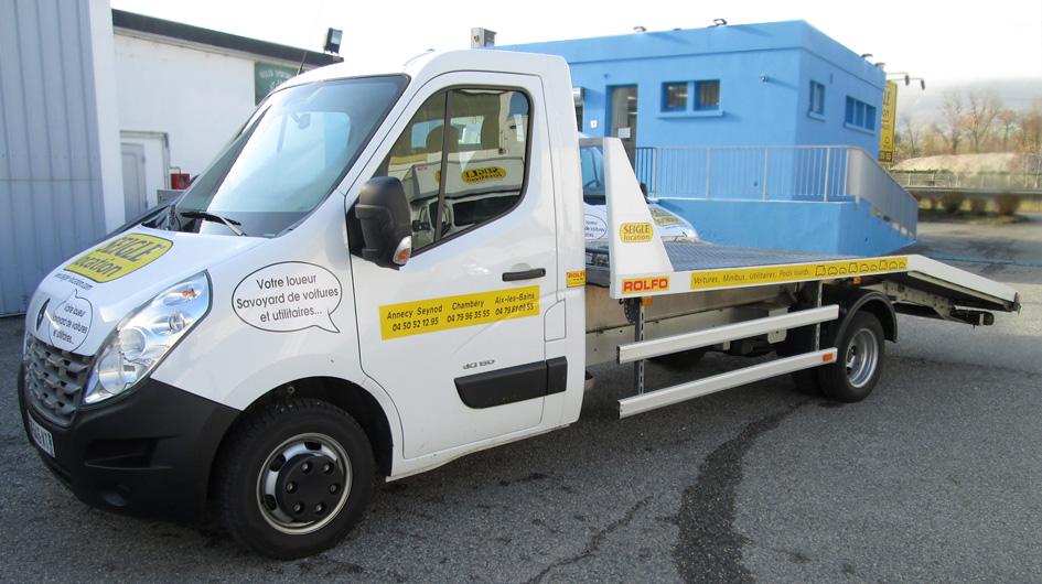 Location camion porte voiture permis b belgique for Porte voiture